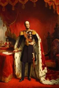 Bekende Tilburgers (1): Koning Willem II
